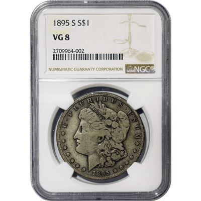 morgan silver dollar ngc