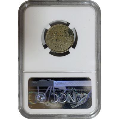 cents liberty nickel ngc details