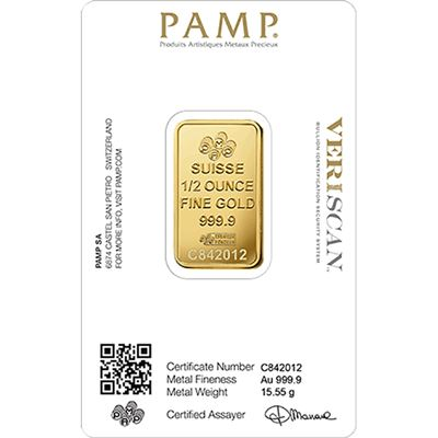 pamp suisse fortuna gold bar