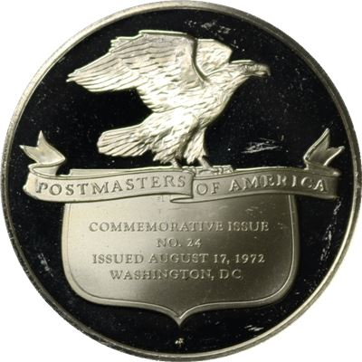 postmasters america washington proof sterling