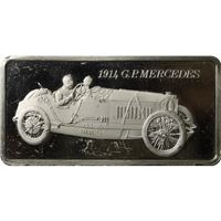 mercedes classic car proof sterling