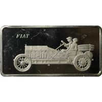 fiat classic car proof sterling