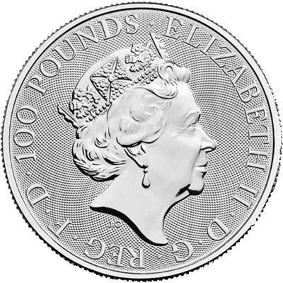 great britain platinum britannia