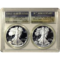 american silver eagle coin set