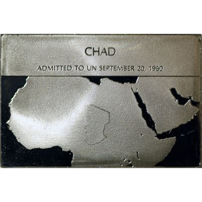 chad proof sterling silver bar