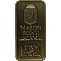 special antique finish mason mint