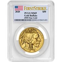 american gold buffalo pcgs ms69