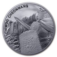 south korea silver chiwoo cheonwang