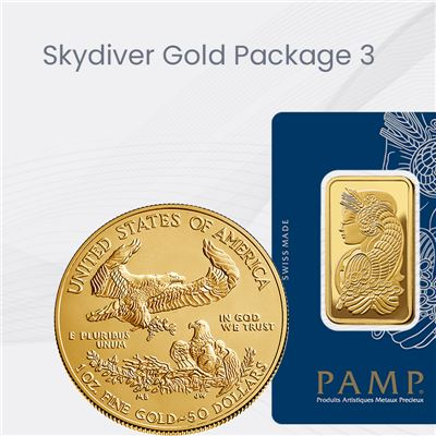 skydiver gold package