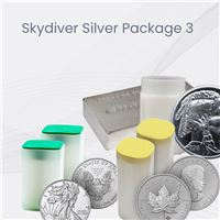 skydiver silver package