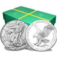 american silver eagle type monster