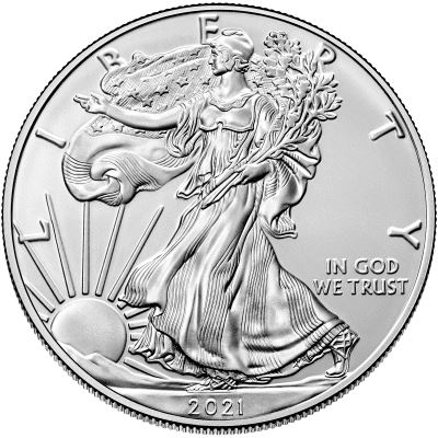 american silver eagle type coin