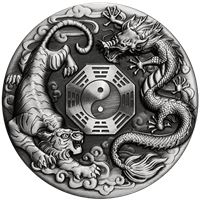 dragon and tiger yin and