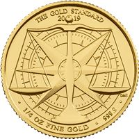 the gold standard gold coin