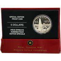 royal canadian mint proof silver