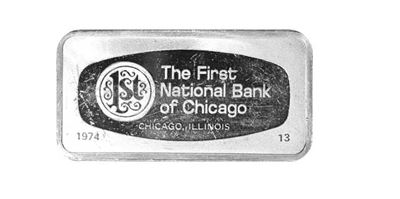 first national bank chicago grains